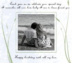 Free Romantic Birthday Cards: Free Printable Romantic B