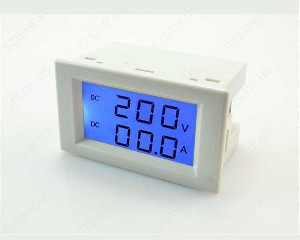 Pg Amp E Meter Number How Can I Know : Dc dual voltage amp meter v a voltmeter ammeter