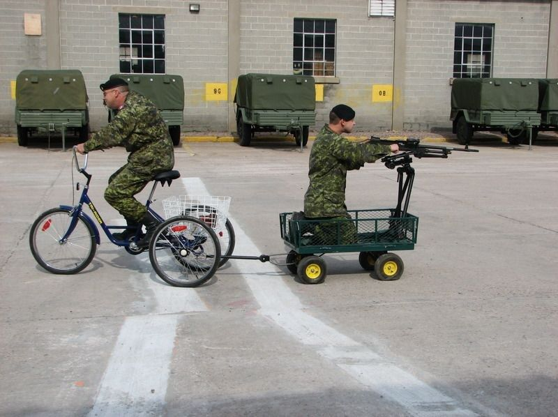 Canadian Military Funny